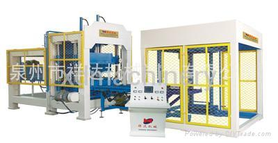 Block Making Machine (XD10-15) 1