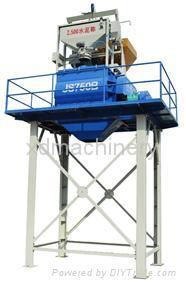 Manufacture of Concrete Mixer (JS-750) 1