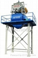 Manufacture of Concrete Mixer (JS-750)