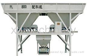 Concrete Batching Plant (PL800-2) 1