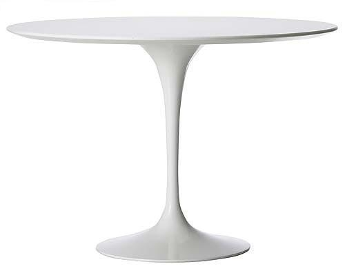 ... Tulip Table Modern Round Dining Table Dining Room Furniture Table Set 2  ...
