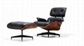 Eames lounge chair modern design sofa