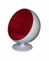 ball chair egg chair bubble chair
