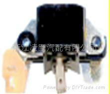 Mazda MX 6,RX 7,Ford Probe,Thunderbird14.5V发电机电压调节器,高清图片
