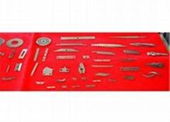 超薄異形系列刀片
