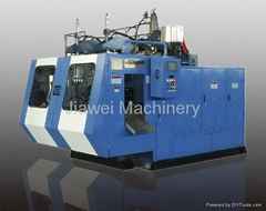 5L double station blow molding machine