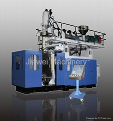 extrusion blow molding machine