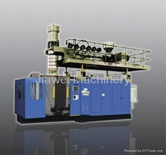 120L can blow molding machine