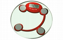 Body electronic scale