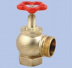 fire landing valve
