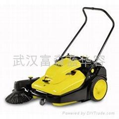 手推式駕駛式吸塵清掃車
