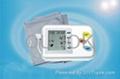 Arm blood pressure meter
