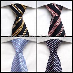 色織真絲領帶
