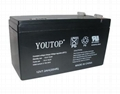12V7.2AH(20HR) UPS Lead-acid battery