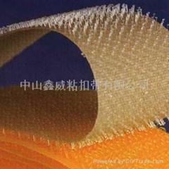 蘑菇頭粘扣帶