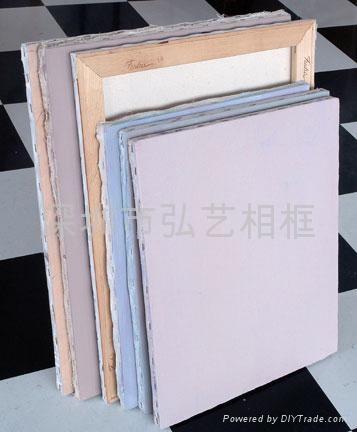 純棉帆布畫框 2