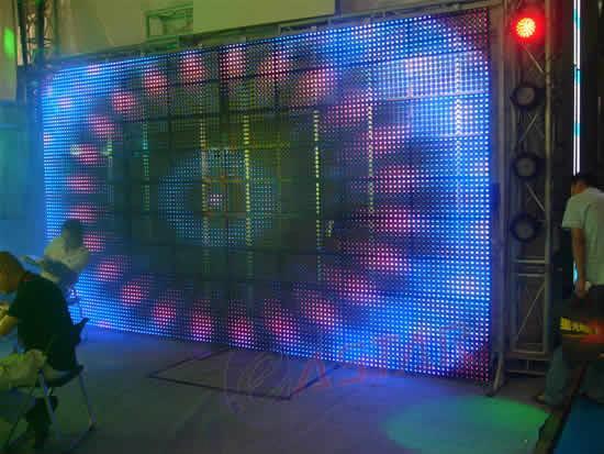LED彩幕 1