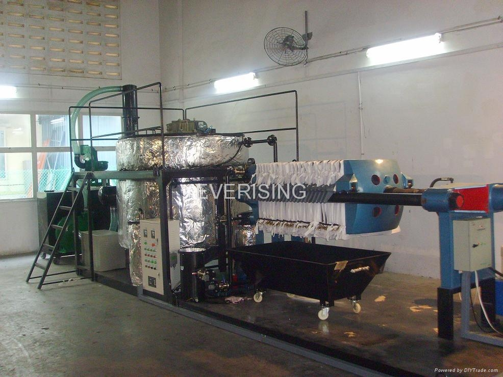 Engine Oil Purification Machine Motor Oil Recycling Plant