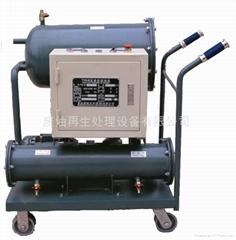 ZJD-F系列燃油、輕質潤滑油專用濾油機