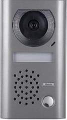 doorbell/camera Aluminum alloy panel