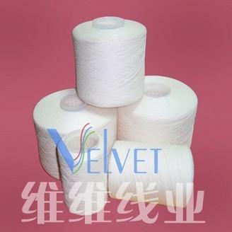 棉包涤包芯纱 1