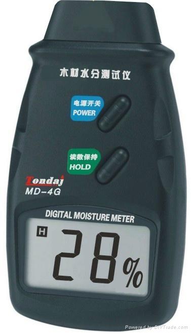 数字式木材水分测试仪 3
