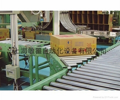 滚筒流水线-上海自动化设备-滚筒生产线