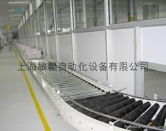 供应输送线/辊道线/上海滚筒输送机