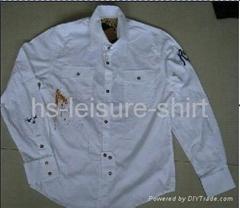 leisure shirt