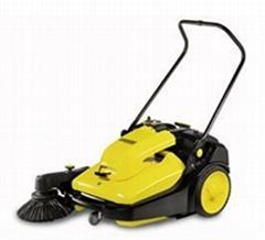 手推式自動掃地機