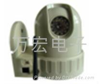 WH-5220TA HD Network PTZ Dome