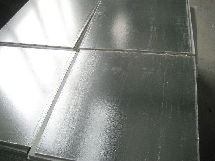 Pvc Laminated Gypsum Board : Pvc laminated gypsum ceiling board jh p king