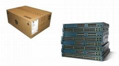 New Sealed Cisco Catalyst WS-C3560G-24PS-S 24 Port Gigabit Ethernet Switch