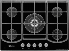 glass panel gas stove new model BT5-G5007