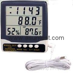 thermo hygrometer  outdoor 303c