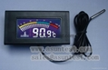panel thermometer backlight