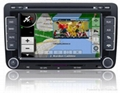Volkswagen car dvd player #VW7000 with
