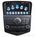 "Chevrolet 7"" car dvd player #8635GB"