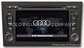 """Audi A4 7"""" indash car dvd player #7901"""