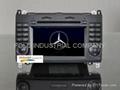 BENZ B200 W245 car dvd player #9996
