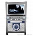 Hyundai Vera Cruz car dvd player #8055