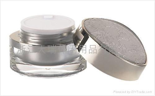 化妆品塑料包装亚克力膏霜瓶 1