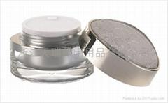 化妆品塑料包装亚克力膏霜瓶