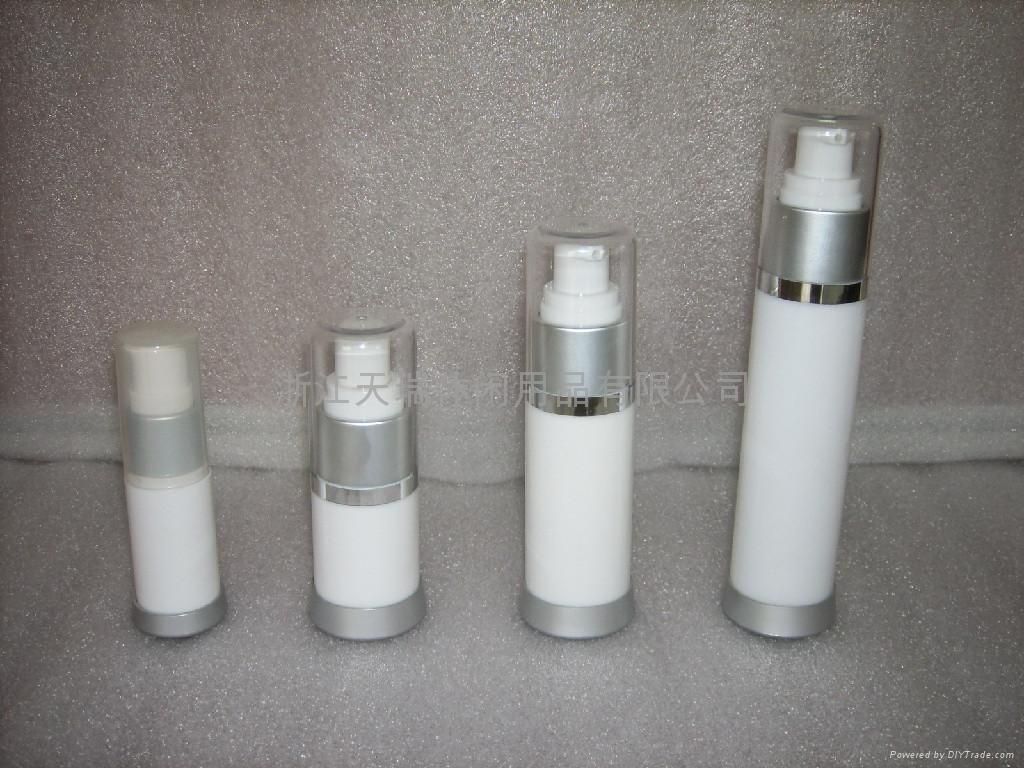 化妆品塑料包装真空瓶 1
