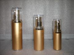 化妆品塑料包装真空瓶