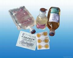 醫用輸液瓶口貼
