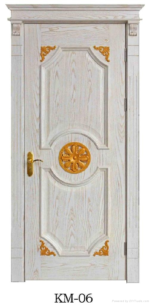 Solid Wood Door Fushi China Other Doors Door