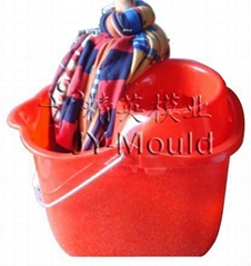 魔朮洗地桶塑料模具