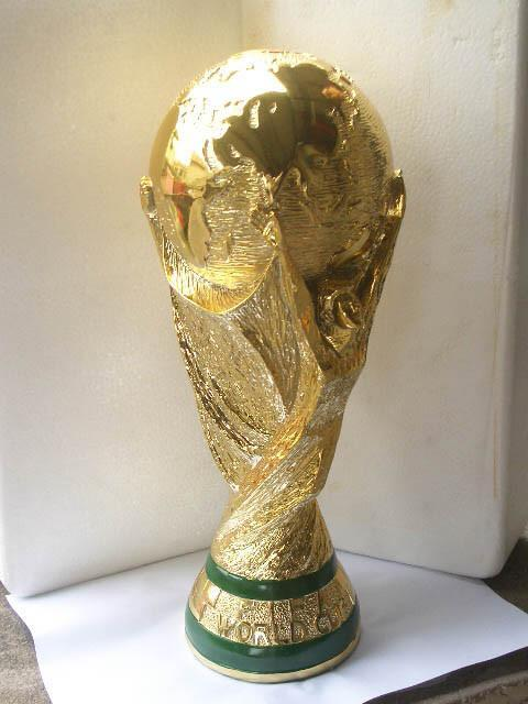 Fifa world cup trophy 1001 china trading company soccer sport
