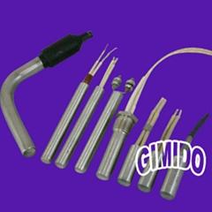 内接线单端电热管